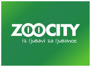 Zoo City logo | Zadar | Supernova