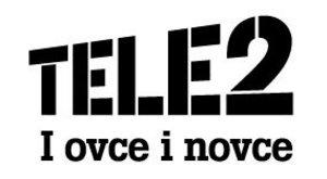 Tele2 logo | Zadar | Supernova