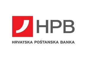 Hrvatska poštanska banka ATM logo | Zadar | Supernova
