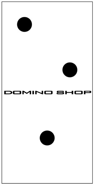 Domino Shop logo | Zadar | Supernova
