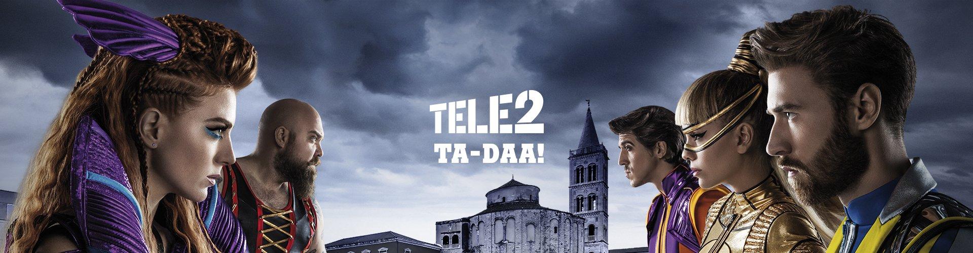 Tele2 | Zadar | Supernova
